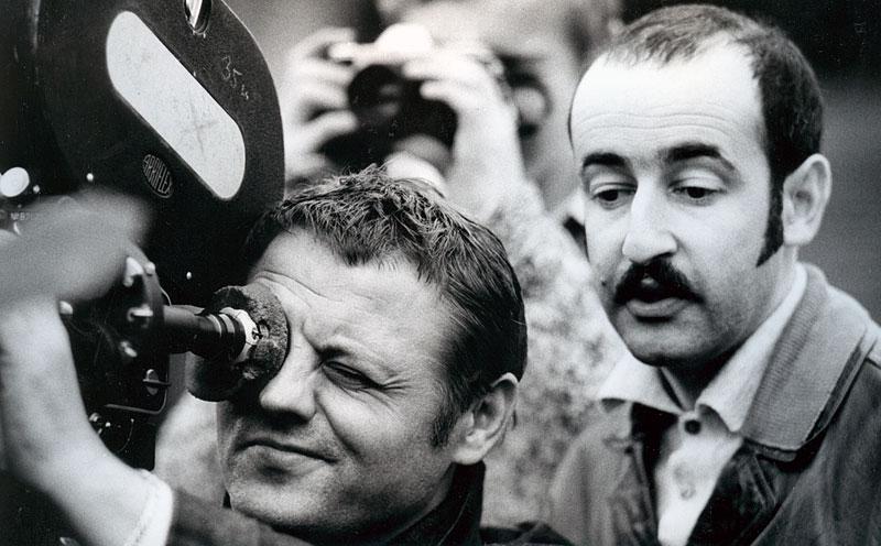 Stanislav Milota (l) and Juraj Herz (r)